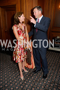 Anne Peterson,  Jon Peterson. Photograph by Kyle Samperton