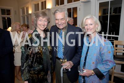 Deborah Tannen, Tim Seldes, Caroline Croft
