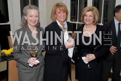 Leanne Bolan, Carol Steed, Marie Wood