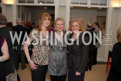 Ann Marie Englestad, Elizabeth Gilbert, Jane Swensen
