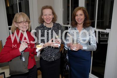 Linda Stein, Sue Gschwendtner, Amy Coleman