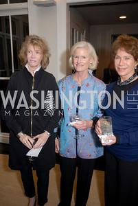 Edith Kuhnle, Caroline Croft, Nancy Tartt