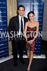 Matt Dillon, Sarah Jessica Parker, Photo by Kyle Samperton