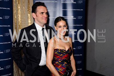 Matt Dillon, Sarah Jessica Parker, Photo by Kyle Samperton