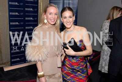 Cindy Jones, Sarah Jessica Parker, Photo by Kyle Samperton