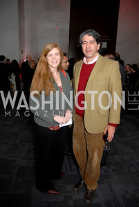 Samantha Powers, Soroush Shehabi, Photo by Kyle Samperton