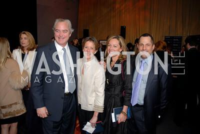 Peter McKelvey, Kara Kennedy, Mariella Trager, Michael Trager,Photo by Kyle Samperton