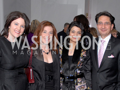 Rachel Pearson, Jayne Sandman, Shamin Jawad, Said Jawad, Photo by Kyle Samperton
