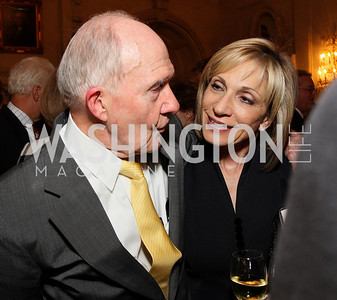 Brent Scowcroft, Andrea Mitchell