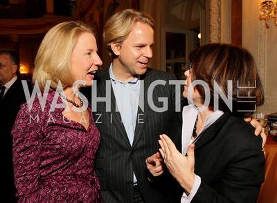 Elizabeth Baker, Justin Smith, Margaret Carlson