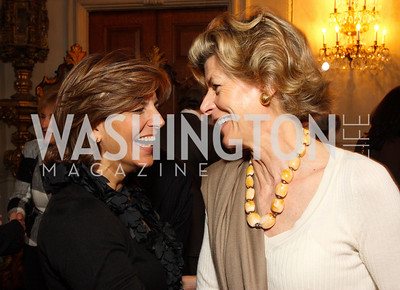 Susan Mercandetti, Diana Negroponte