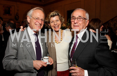 Martin Indyk, Diana Negroponte, Miles Rubin