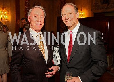 Jim Kimsey, Richard Haass