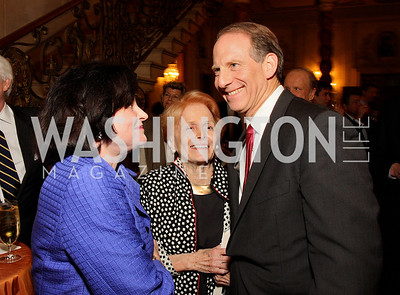 Elizabeth Stevens, Polly Kraft, Richard Haass