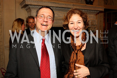 David Sanger, Anne-Marie Slaughter