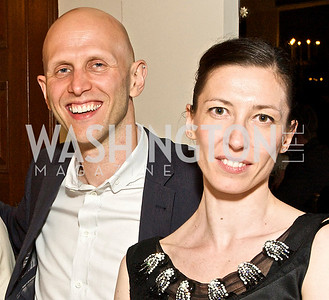 Wayne McGregor, Mara Galeazzi, Photograph by Tony Powell