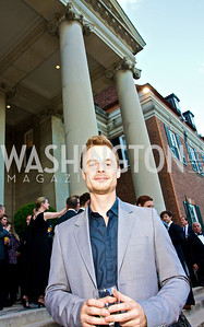 Christopher Wheeldon, Photograph by Tony Powell