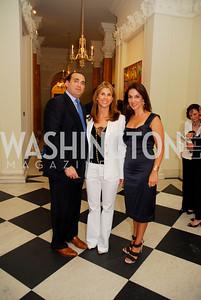 Joe Galli, Alison Shulman, Shelly Galli