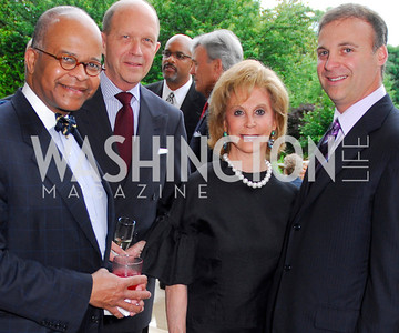 Riley Temple, John Irelan, Wilma Bernstein, Adam Bernstein