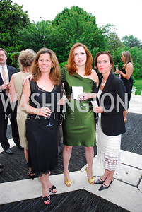Anna Cafritz, Erin James, Constance Bruce