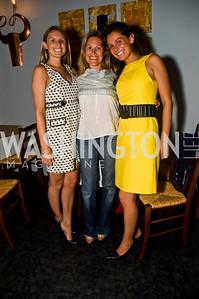 Laura Davis, Megan Delany, Margie Hawk (Photo by Betsy Spruill Clarke)