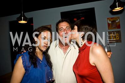 Jessica Tavares, Thomas Cook, Simona Faro (Photo by Betsy Spruill Clarke)