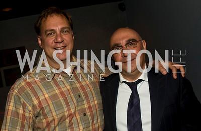 Ron Napolillo, Silvio Valbuse (Photo by Betsy Spruill Clarke)