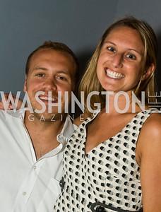 Adam Stifel, Laura Davis (Photo by Betsy Spruill Clarke)