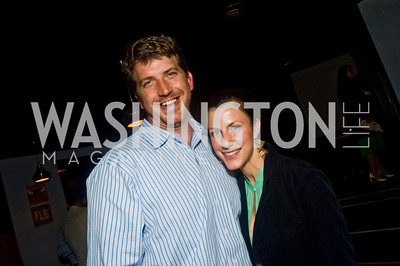 John Paleologos, Megan Paleologos (Photo by Betsy Spruill Clarke)