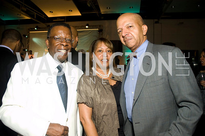 Herb Tillery, Diane Williams, Tony Williams