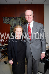 Madeline Albright, Terry Sraub