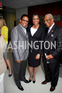 Herbie Hancock, Carole Watson, James Farmer