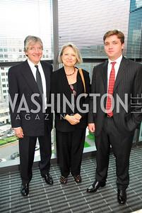 David Crowe, Trish Crowe, Zach Crowe