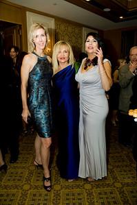 Dr. Ludy Green, Janet Ochsman Sussman, Carole Funger. Second Chance. Four Seasons. September 24 2009. Betsy Spruill Clarke.