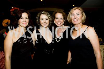 Elena Masarsky, Alina Zhukovskaya, Peggy Conley, Rob Walker. Second Chance. Four Seasons. September 24 2009. Betsy Spruill Clarke.