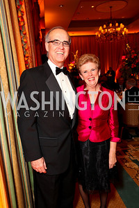 Jerry Price and Joan Vincent. Sibley Hospital Hope & Progress Gala. Four Seasons Hotel. November 7, 2009. photos by Tony Powell