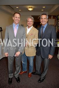 Greg Albright, Adam Mahr, Wesley Combs. Photograph by Kyle Samperton