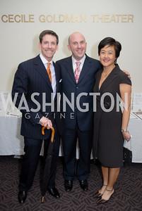 Steve Smith, Ed Spitzberg, Grace Hung