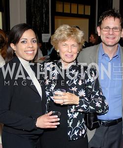 Diana Leon Taylor, Bitsy Folger, Michael deSantis