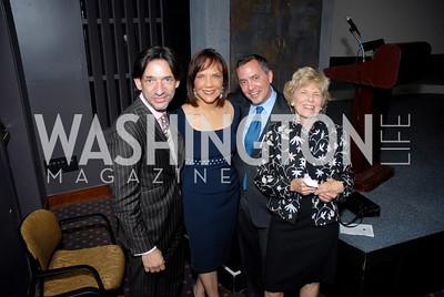 Septime Webre, Lou Cardenas, Barbara Harrison, Bitsy Folger