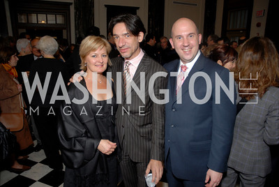 Rhonda Buckley, Septime Webre, Ed Spitzberg,
