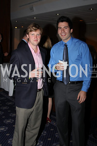 Brandon Karam, Andrew Cooper 4th Annual Friends of St. Jude Blues Ball. November 7, 2009. Photo's by Michael Domingo