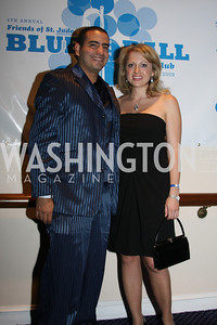 Alfredo Flores, Laurie Adler 4th Annual Friends of St. Jude Blues Ball. November 7, 2009. Photo's by Michael Domingo