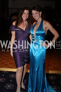Michelle Adams, Taryn Fielder 4th Annual Friends of St. Jude Blues Ball. November 7, 2009. Photo's by Michael Domingo