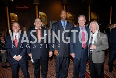 Dave Parks, Mike Paukstitos, Charles Mann, John Creasy, Photo by Kyle Samperton