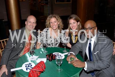 Brian Neary, Katherine Ward, Alisa Neary, Lawrance Ward, Photo by Kyle Samperton
