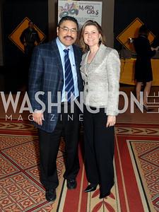 Bob Hisaoka, Paula Hisaoka, Photo by Kyle Samperton