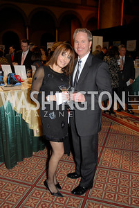 Jeanine Mellin, Steve Mellin, Photo by Kyle Samperton