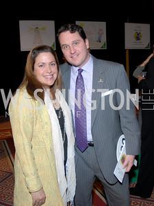 Michelle Burke, Ethan Burke, Photo by Kyle Samperton