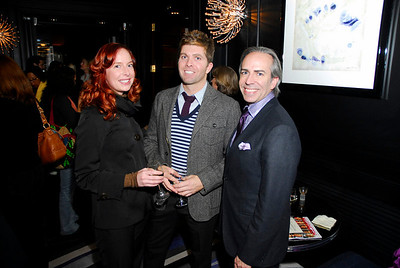 Kyle Samperton,November 4,2009,St,Regis Alison Tilley,Eric Enberg,Ernesto Santallo